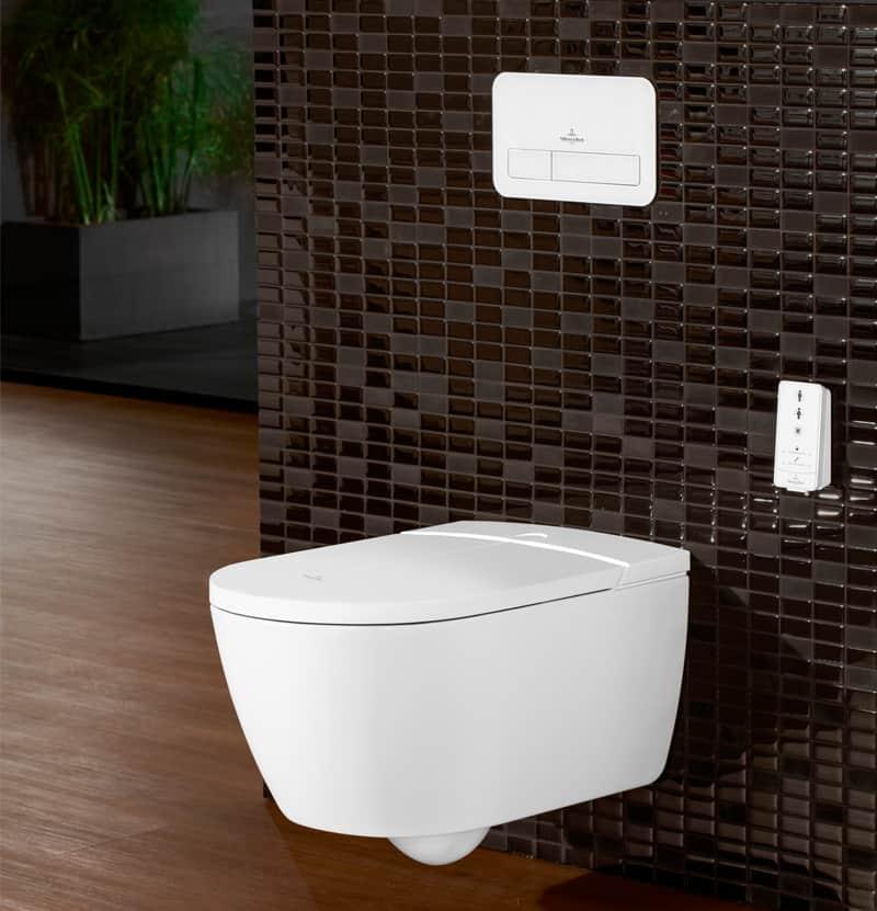 viclean l 100 de villeroy boch banium. Black Bedroom Furniture Sets. Home Design Ideas