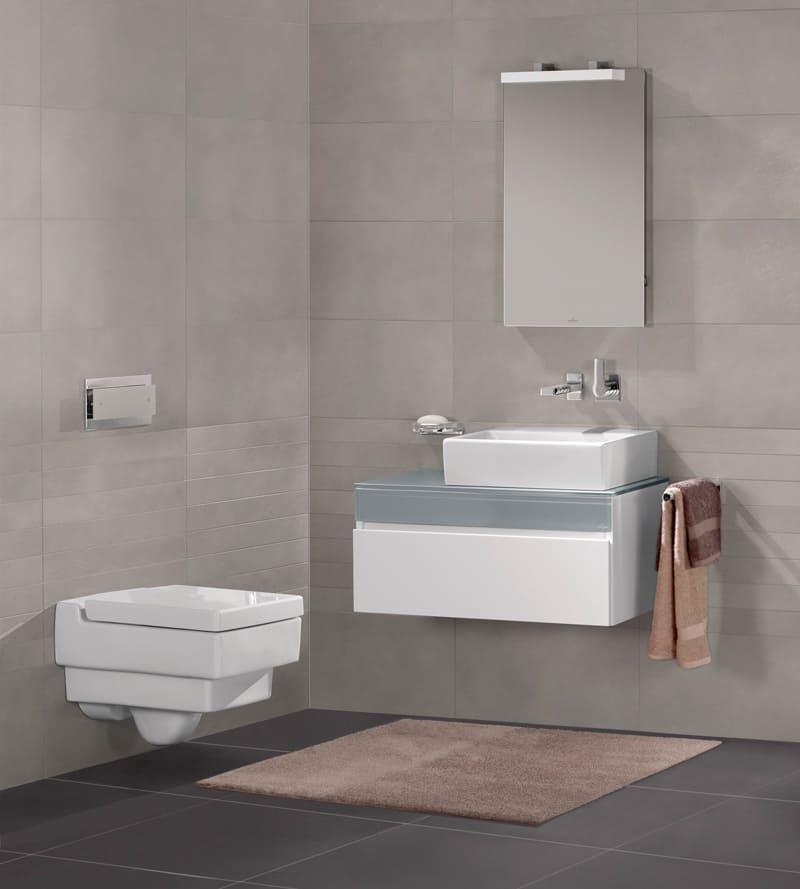 Muebles para ba os peque os for Banos 2 lavabos