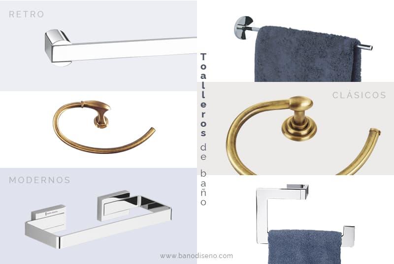 Toalleros para el baño de Baño Diseño