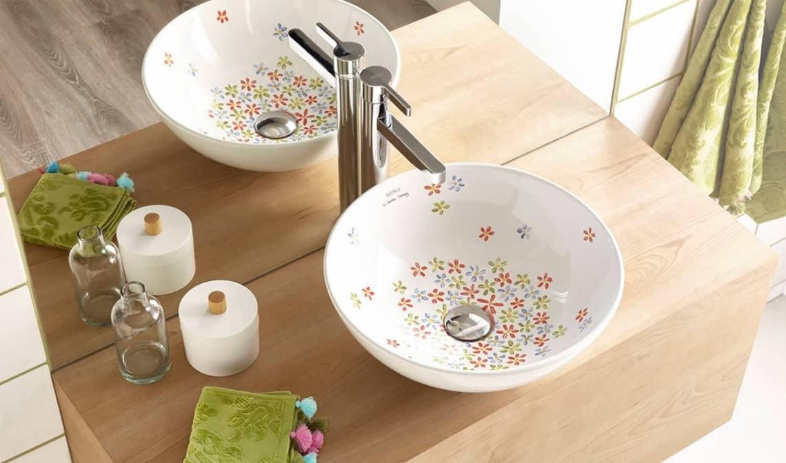 Lavabos con estilo para el cuarto de ba o banium - Sifones para lavabos ...