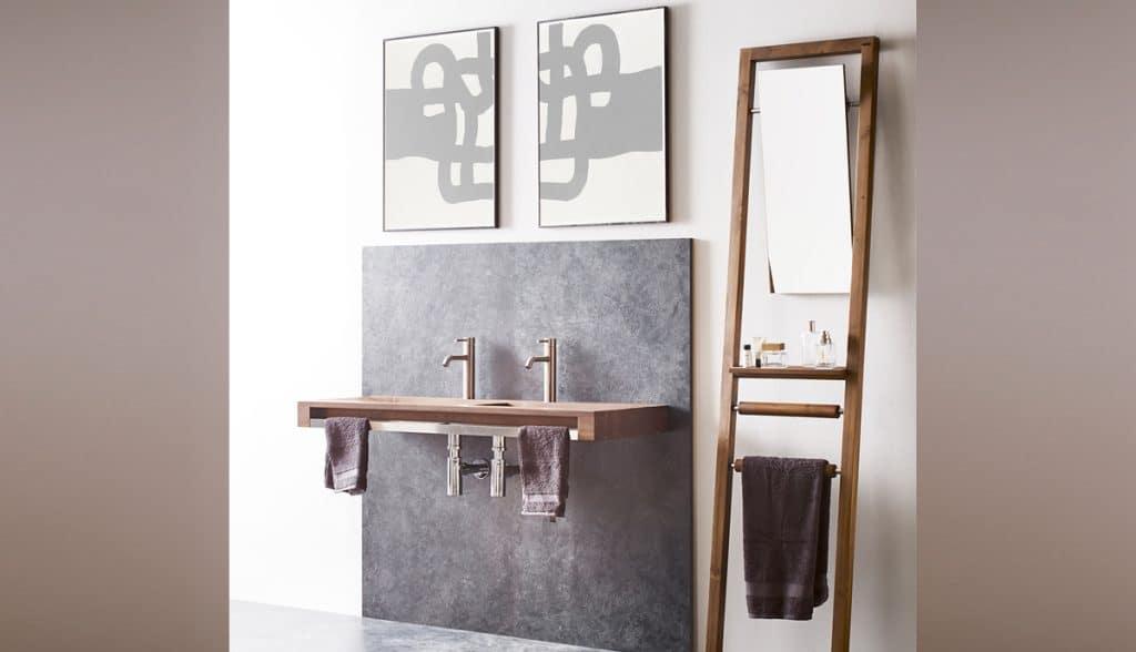 Madera para el cuarto de baño | Banium.com