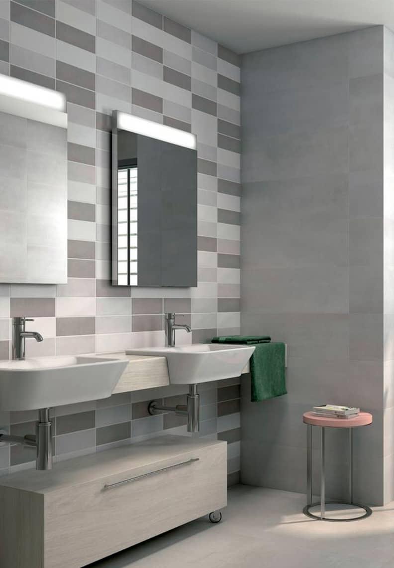 Pavimentos y revestimientos para el cuarto de ba o - Revestimiento para bano ...