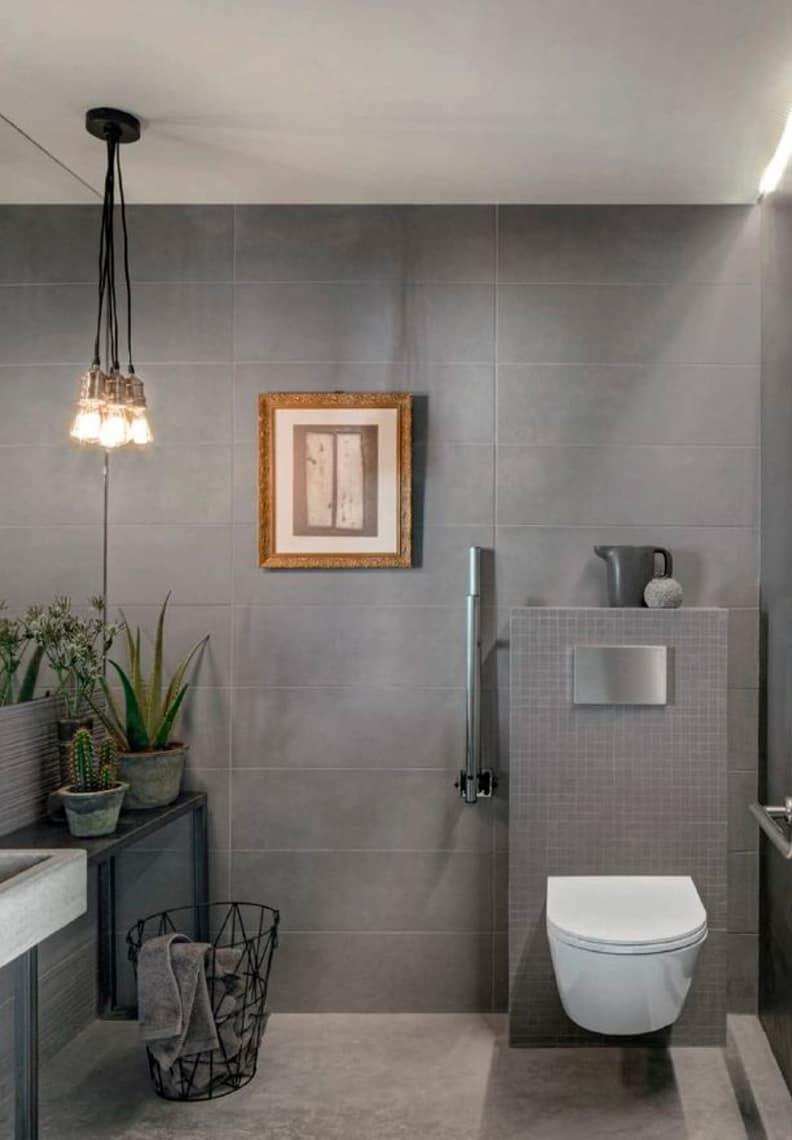 Pavimentos y revestimientos para el cuarto de ba o banium - Revestimiento banos modernos ...