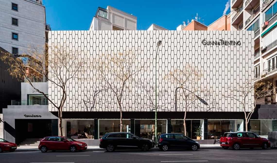 Gunni trentino inaugura su flagship store en madrid banium - Gunni trentino madrid ...