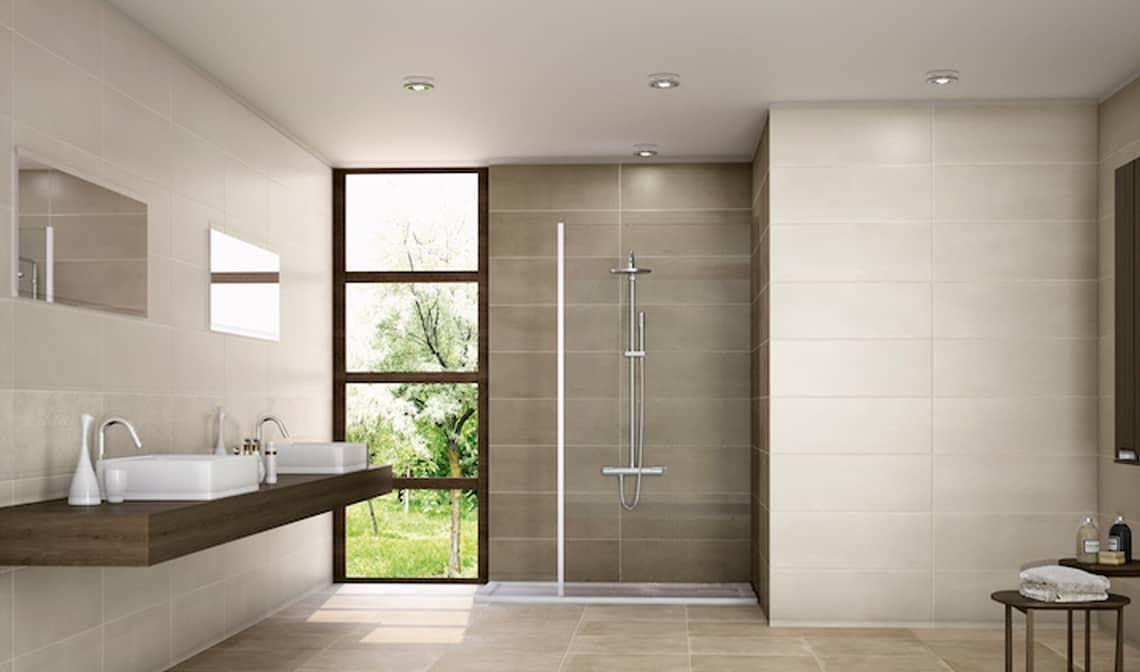 Cómo crear una atmósfera masculina en el baño - Banium