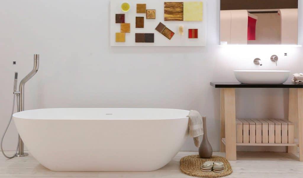 Solid Surface para el cuarto de baño | Banium.com