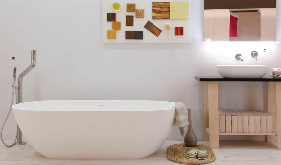 Solid Surface para el cuarto de baño - Banium