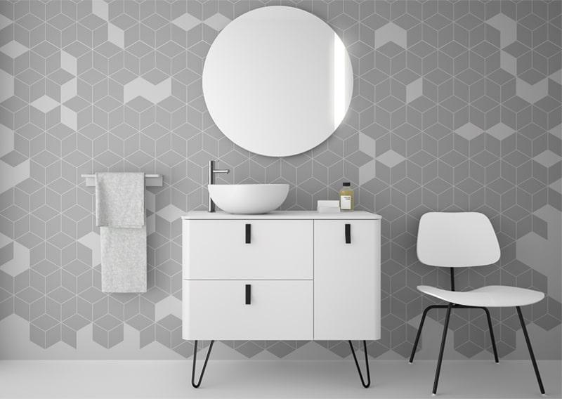 Uniiq, muebles de baño únicos