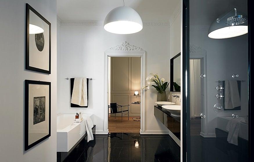 Cuarto de baño estilo clásico | Banium.com