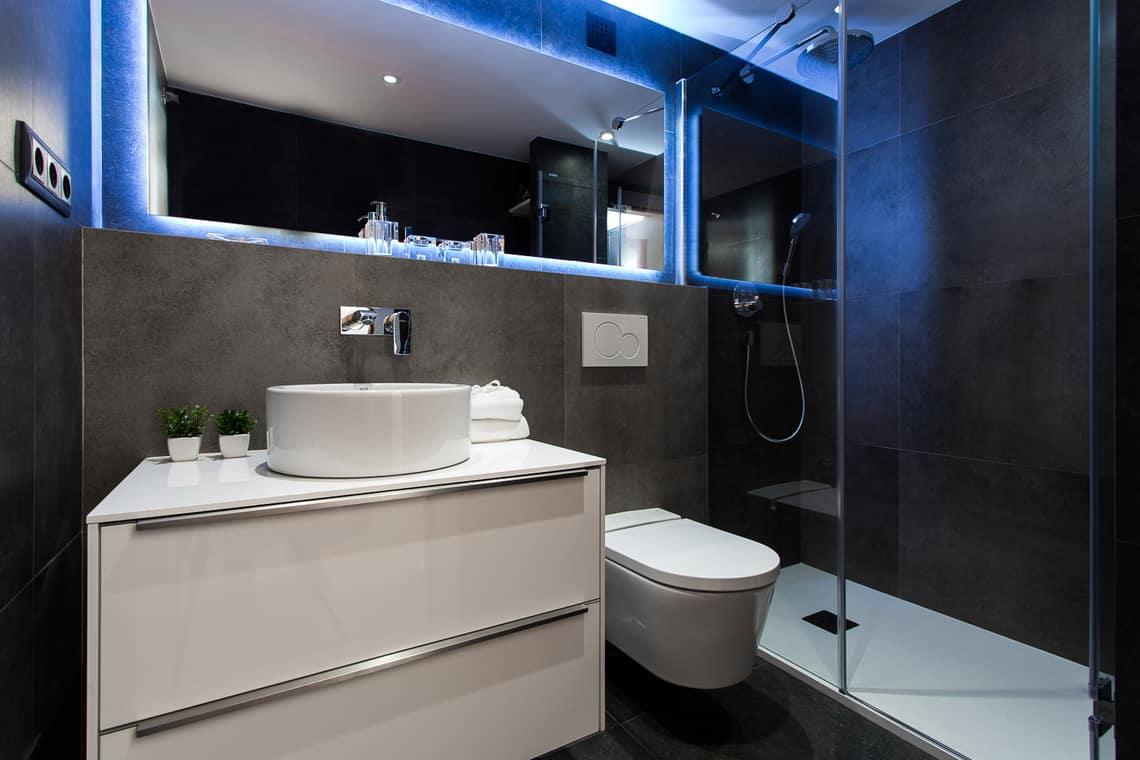 Reforma de cuarto de baño en Calle Aurora - Barcelona ...