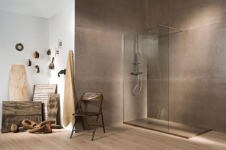 Cuarto de baño completo de estilo nórdico | Banium.com
