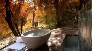 Bañeras al aire libre