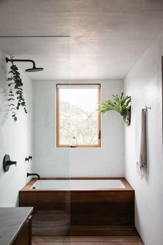 Mamparas de ducha sin perfil para baños de última tendencia ...