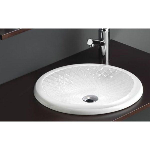 Lavabo de encastre - Relief - Bathco