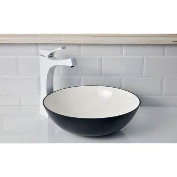 Lavabo sobre encimera - Bathco - Noja