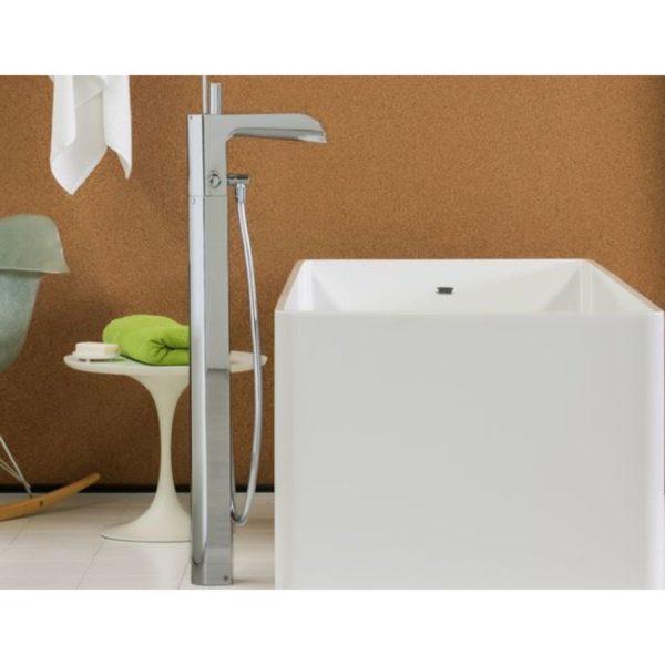 Grifo grupo baño-ducha con accesorios ducha - Loveme - Galindo