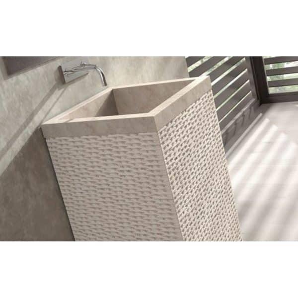 Lavabo pedestal - Bathco - Borneo WL