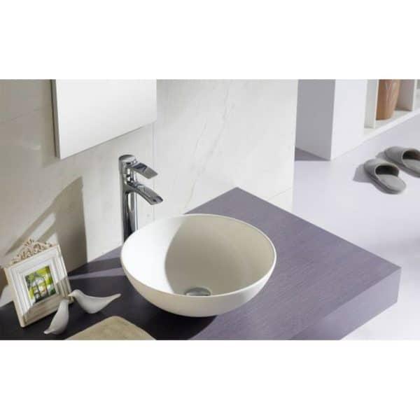 Lavabo sobre encimera - Bathco - Sicilia - 8435120429332