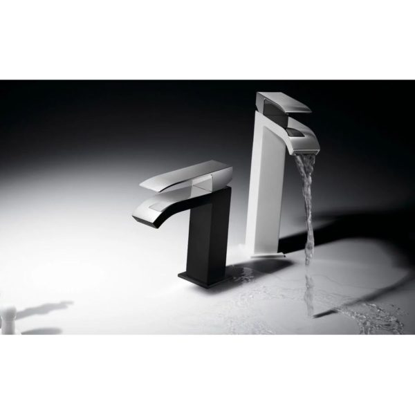 Grifo monomando lavabo 91.34.525 - Tres - Cuadro Exclusive