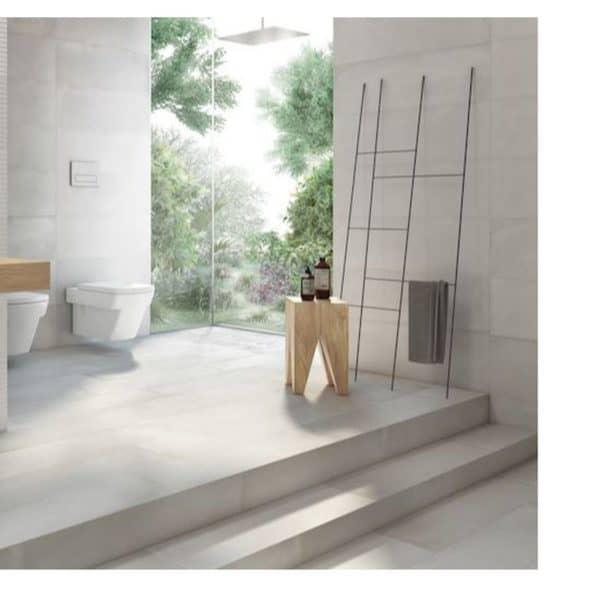 Revestimiento ceramico blanco 90,2x30cm - Chelsea - Roca