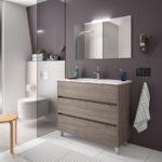 Conjunto completo con lavabo de porcelana - Arenys - Salgar