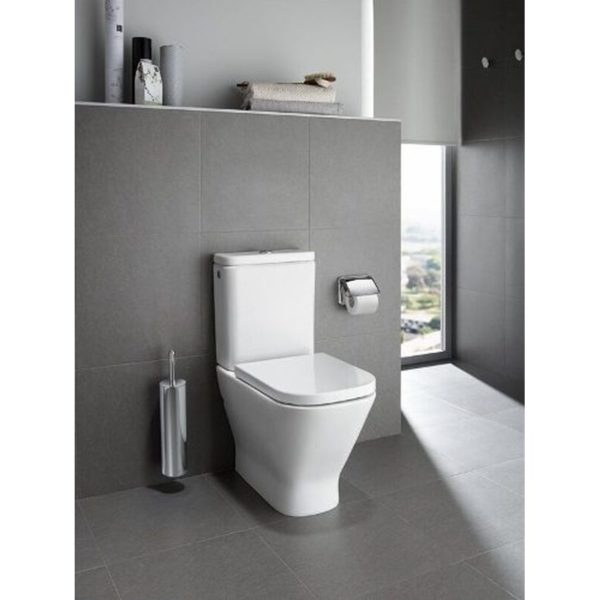 Inodoro compact  - The Gap Square - Roca