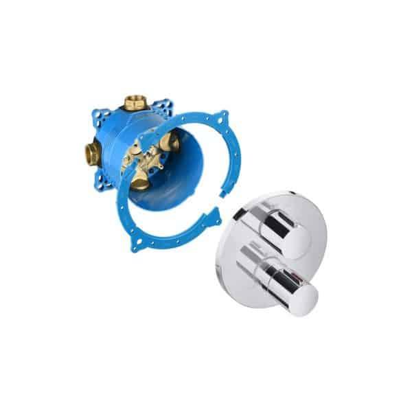 Mezclador termostatico para ducha-baño - T - 1000 - Roca