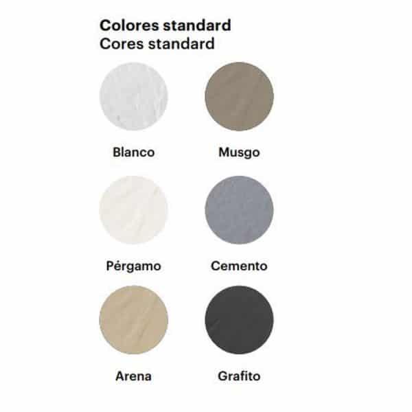 Plato de ducha - Doccia - Ardesia