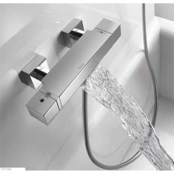 Grifo bañera-ducha termostatica - Tres - Cuadro Exclusive