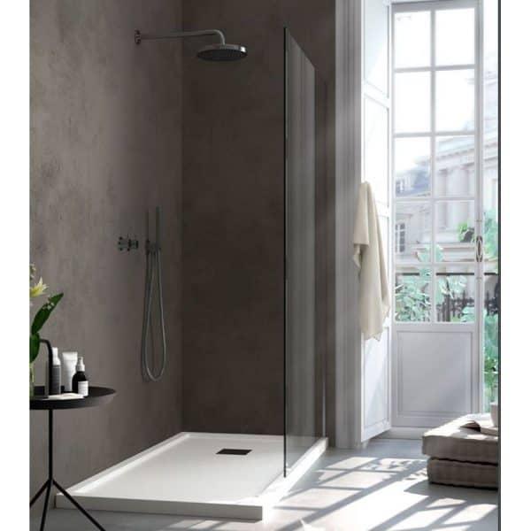 Plato de ducha - Doccia - Liso Enmarcado