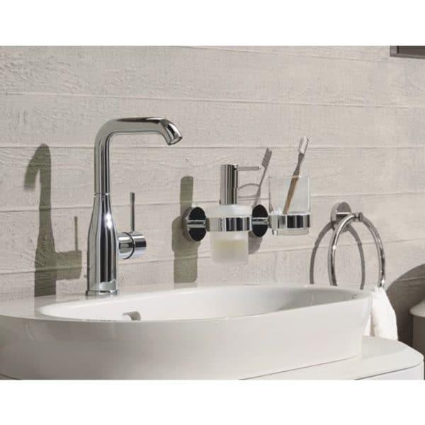 Grifo caño alto de lavabo monomando - Essence New M - Grohe