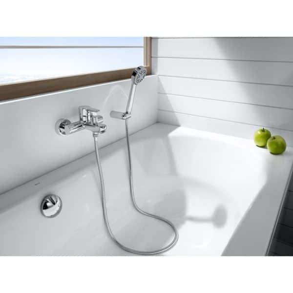 Mezclador monomando exterior baño-ducha - L20 - Roca