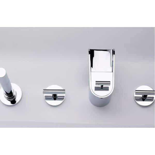 Grifo batería baño-ducha repisa - Loveme - Galindo