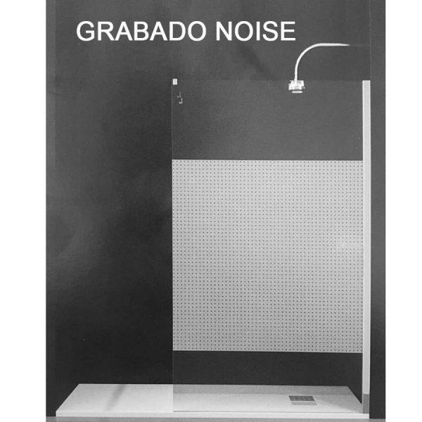 Angular de ducha 2 fijos y 2 puertas correderas sin guías inferiores - IGUAZÚ - Mamparas Doccia