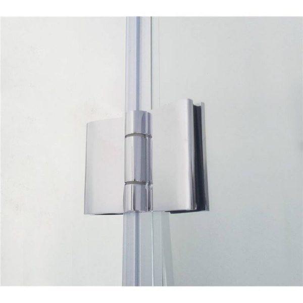 Mampara de bañera 2 hojas plegables - Glass - Gme