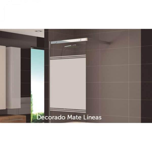 Mampara de bañera - Decorban - Bilbao B106