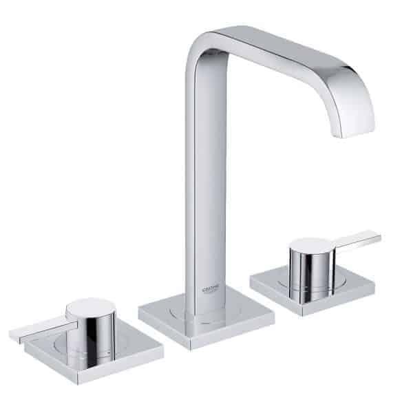 Grifo de lavabo bimando cromo - Allure M - Grohe