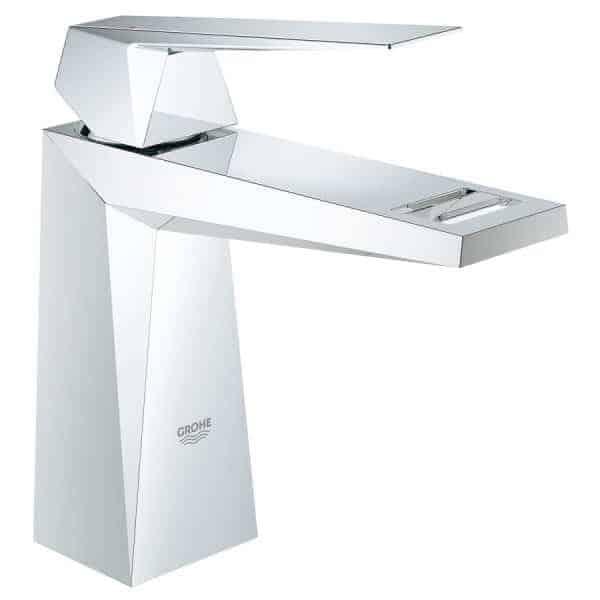 Grifo de lavabo monomando liso - Allure Brilliant M cromo - Grohe