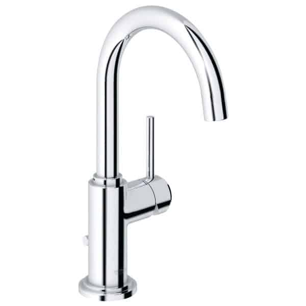 Grifo alto de lavabo monomando cromo - Atrio L - Grohe