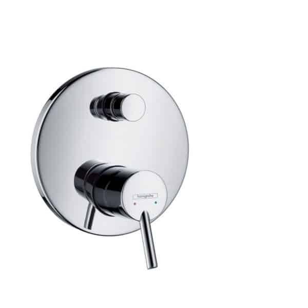 Mezclador monomando de bañera empotrado - Talis S - hansgrohe