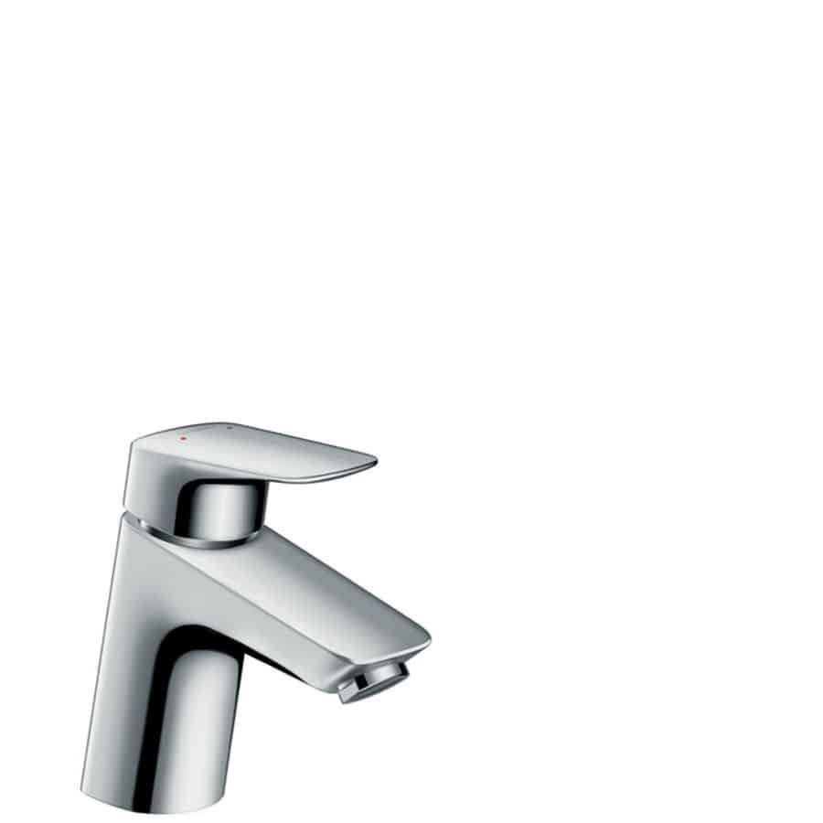 Mezclador monomando de lavabo 70 con vaciador push-open-Logis-Hansgrohe