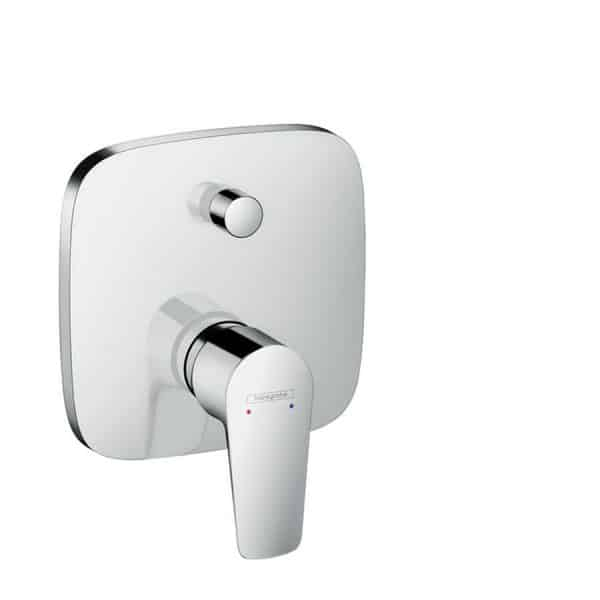 Mezclador monomando de bañera empotrado - Talis E - Hansgrohe