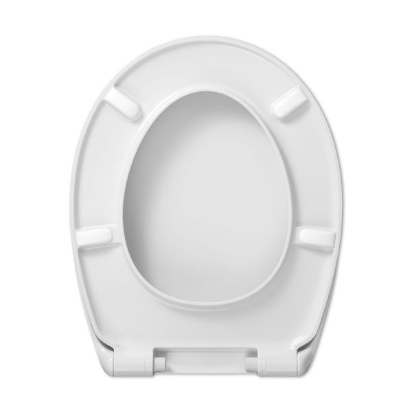 Tapa WC Uvita  (UNIVERSAL, Roca Victoria, Laura, Gala Elia, Chile, Espacio, Nova Espacio)