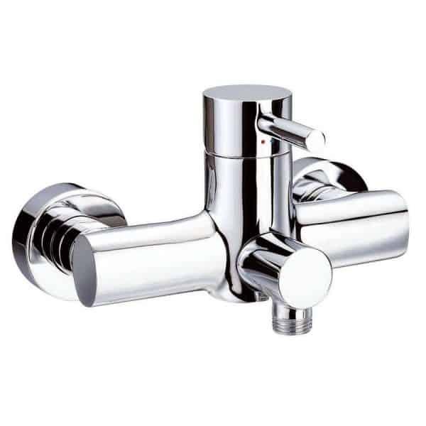 Grifo de ducha monomando cromo - Caiman elegance - Clever