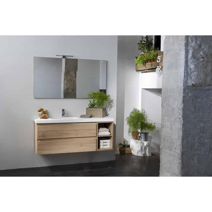 Espejo liso ba os 10 banium - Espejos retroiluminados bano ...