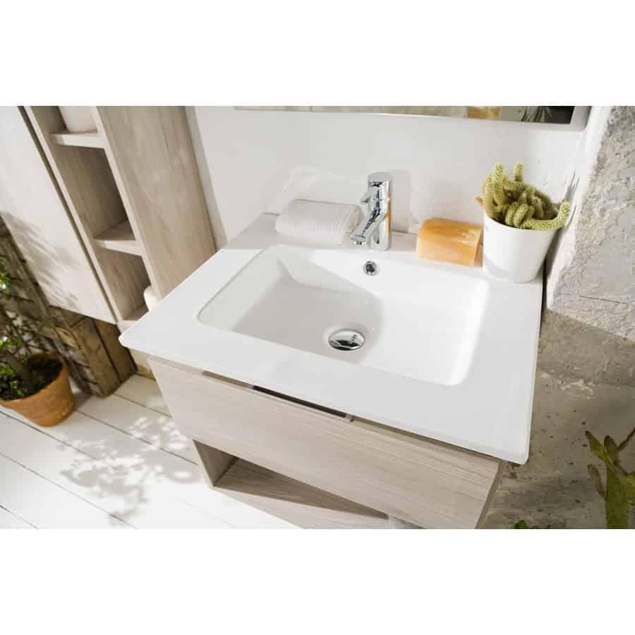 El mueble de ba o estilo n rdico perfecto banium - El mueble banos ...