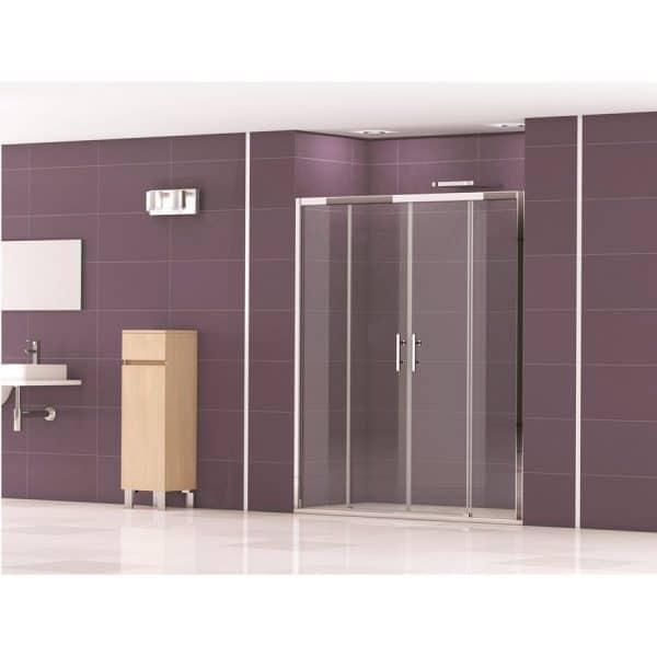 Mampara de ducha - Decorban - Alicante D406 - ES