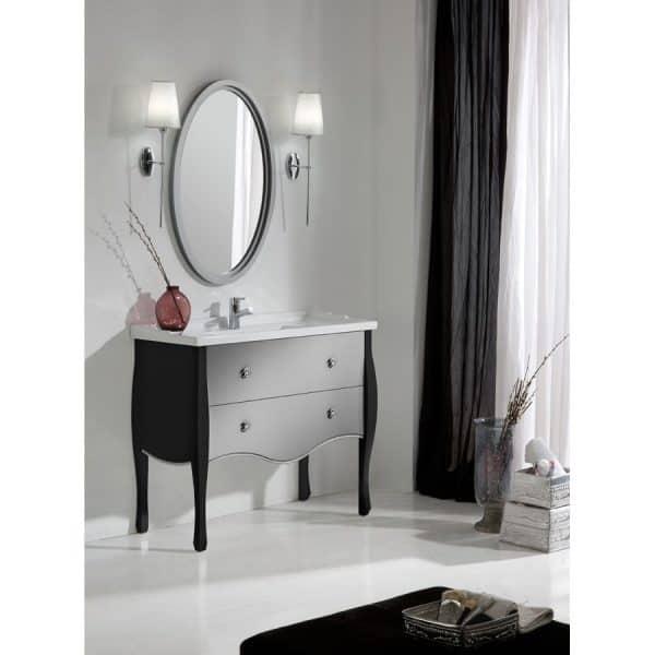 Conjunto mueble de baño con lavabo integral Nº11 - Creaciones del Espino - Arte - Forever