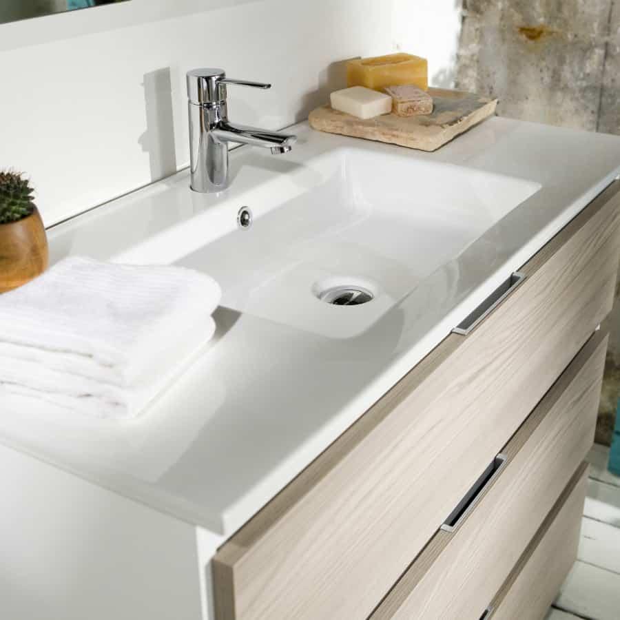 Tipos de lavabos redondos para el ba o banium - Lavabo de bano ...
