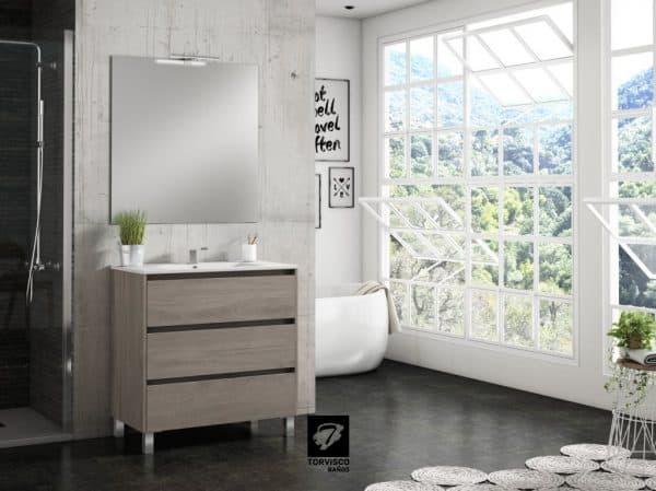 Mueble de madera - Torvisco Group - Segos